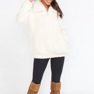 Show Me Your Mumu New Kassidy Pullover S